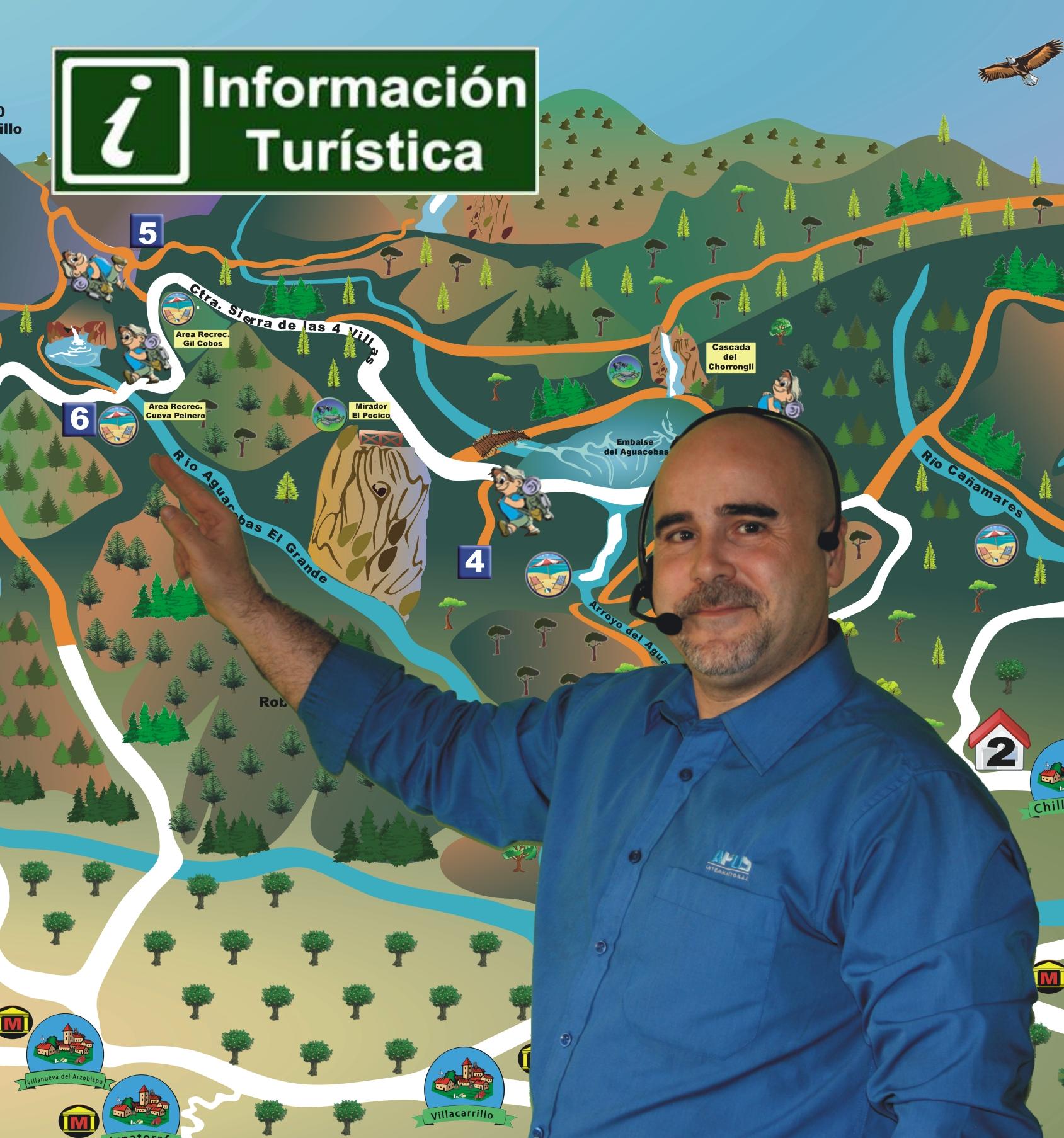 Como responsables de la Oficina de Turismo de Cazorla APUS, disponemos de un servicio 24 horas para ayudarle en los problemas que le puedan surgirle mientras estén realizando sus excursiones.
